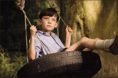 รีวิว หนัง The Boy in the Striped Pajamas