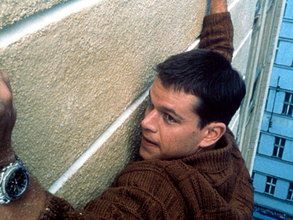 เรื่อง 'The Bourne Identity' (2002)